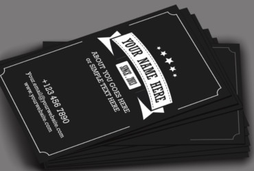 SPECIALIZED BUSINESS CARDS